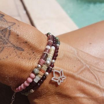 Bracelet Lotus - Majabel