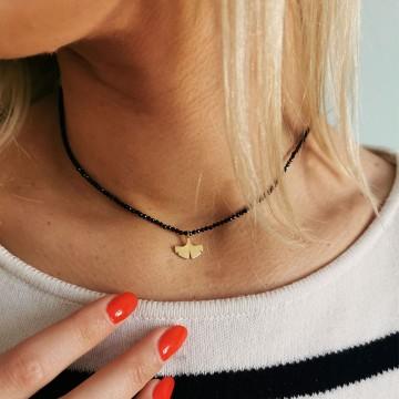 Collier perles Ginkgo - Majabel